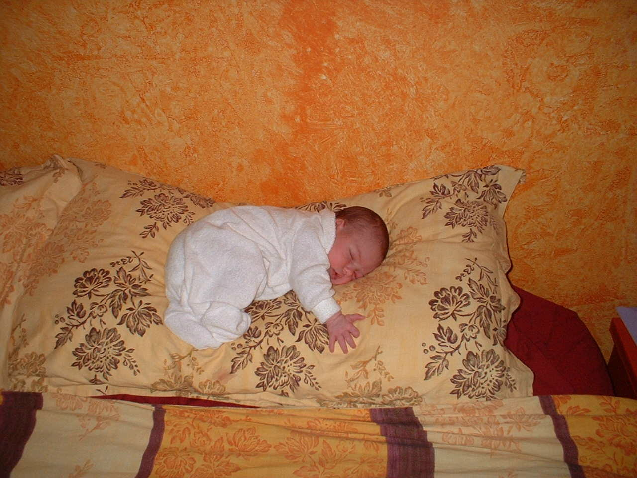 Random on pillow1